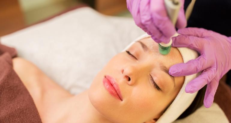 Zen Microdermabrasion Facial